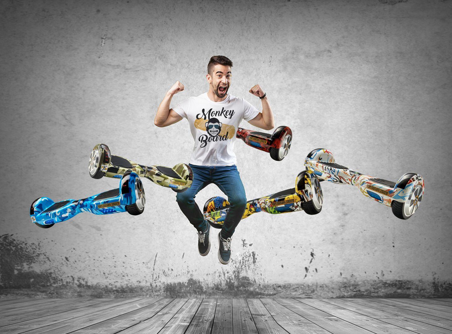 De ce hoverboardurile sunt trendy si cool?