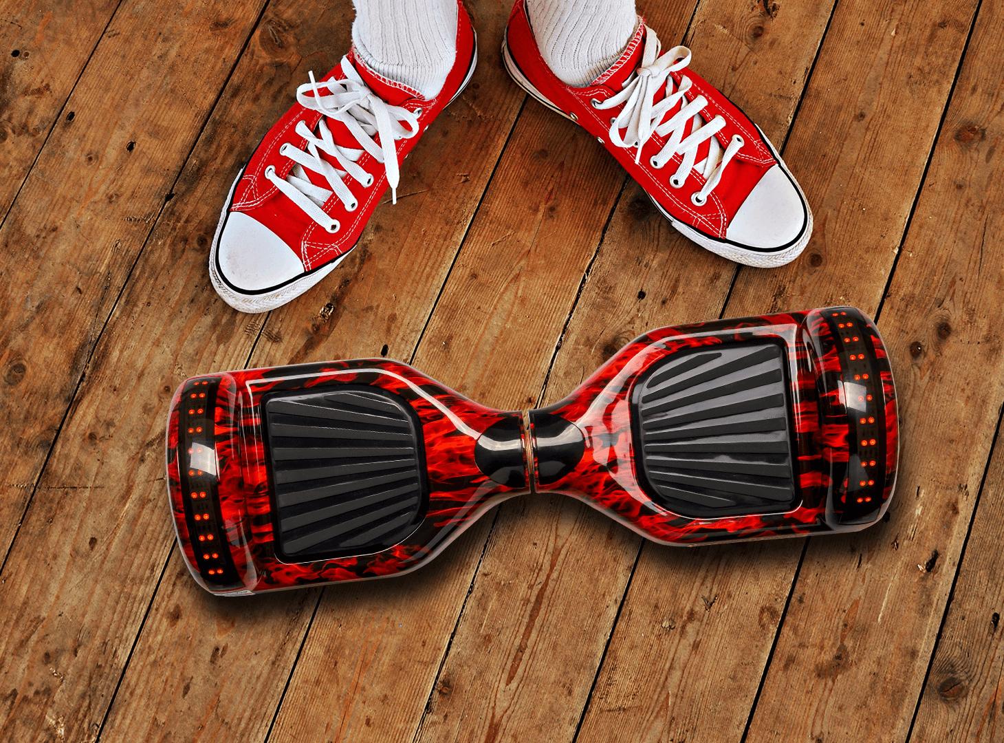 Invata in 10 minute sa mergi pe hoverboard. E simplu!
