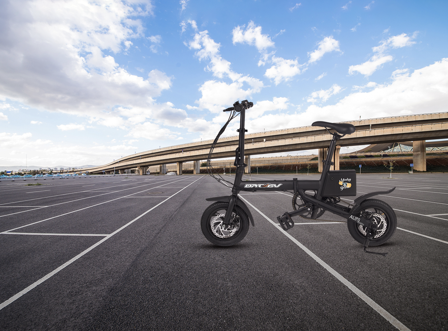 Iesi la plimbare pe o bicicleta electrica?